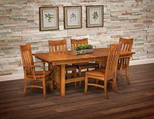 Villa Furniture Custom Amish Crafted Furniture